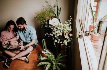 Lua de mel na casa nova: considerem a possibilidade