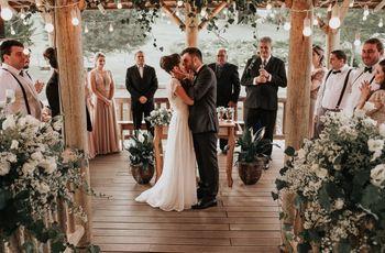 Um passo a passo para organizar o seu casamento à distância