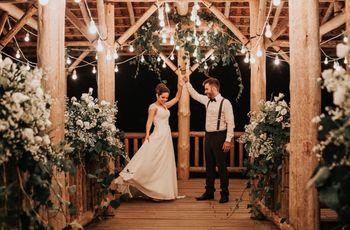 10 Vantagens de realizar um casamento à noite