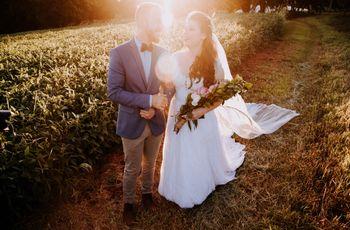 Retrospectiva dos noivos: lindas ideias para compartilhar a sua história de amor
