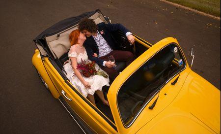 Teste: Com qual modelo de carro você deveria chegar ao casamento?