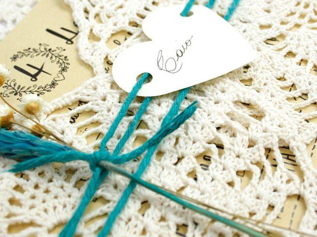 Convites feitos com materiais bem diferentes: escolha o seu!