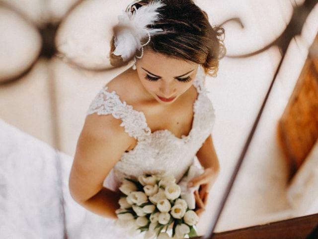 Os 4 acessórios de peso no look de noiva
