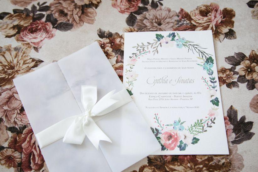 Tudo Sobre Convites De Casamento