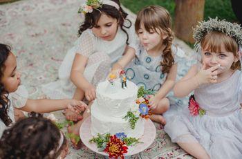 Mesa para crianças: ideias criativas para os pequenos convidados