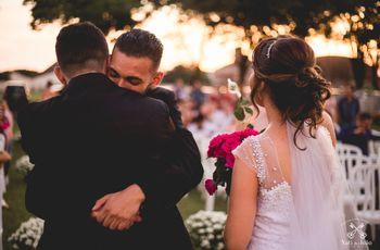Quando o(a) melhor amigo(a) não pode ir ao casamento…