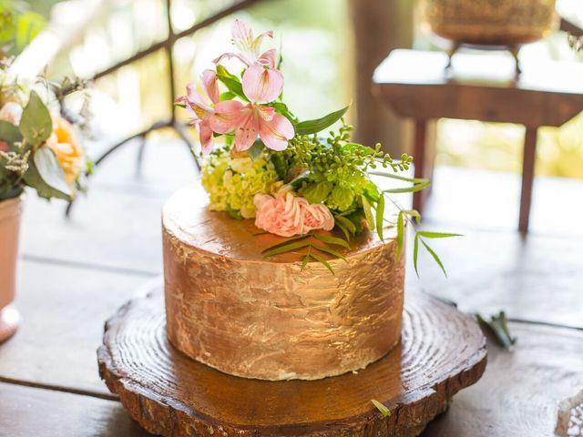6 Ideias originais para decorar o bolo de casamento