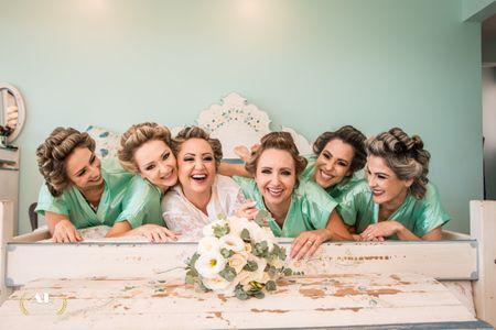 As 10 fotos da preparação da noiva que não podem faltar no álbum