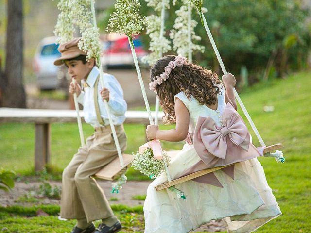 Teste: Qual vestido de daminha combina com o seu casamento?
