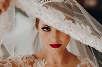 """Deseja uma boca marcante para o """"sim""""? Dicas de ouro para noivas e seu batom vermelho"""