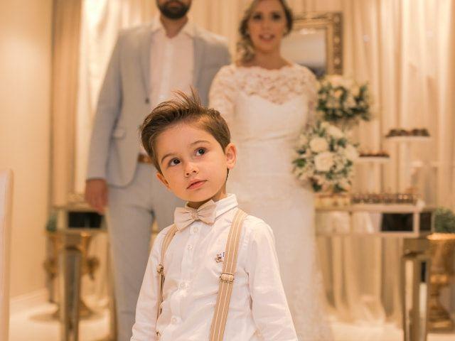 Como organizar seu casamento e ser pais ao mesmo tempo