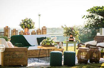 Lounge ao ar livre: diferentes ideias para o seu dia