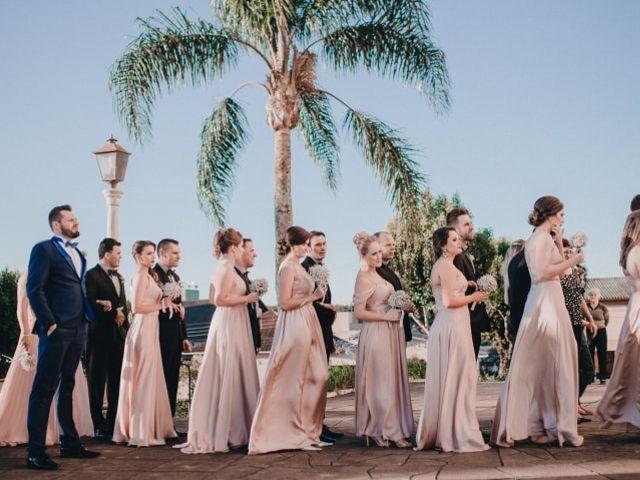 Teste: Quantos padrinhos deveriam ter de acordo com o estilo do casamento?