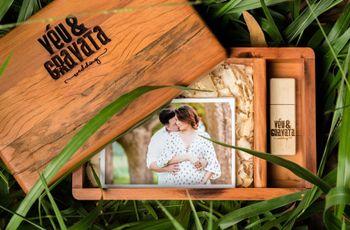 Bodas de madeira: cinco anos de casados