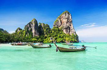 Lua de Mel na Tailândia: mergulhem em sua cultura e nas águas cristalinas