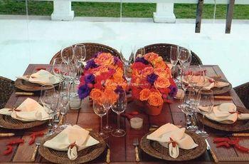 Dicas para decorar as mesas do casamento