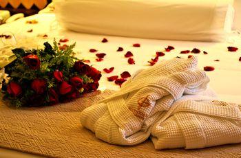 Suíte dos noivos: o que não pode faltar na noite de núpcias perfeita