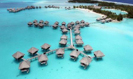 Lua de Mel em Bora Bora: entreguem-se à pérola do Taiti