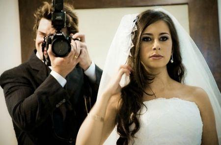 A equipe de filmagem deve ser a mesma que faz fotografia?