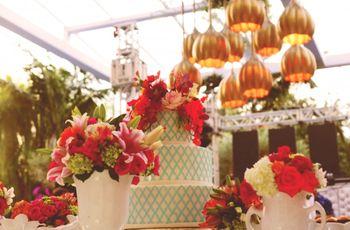 Aproveitando a época de festas para celebrar o noivado