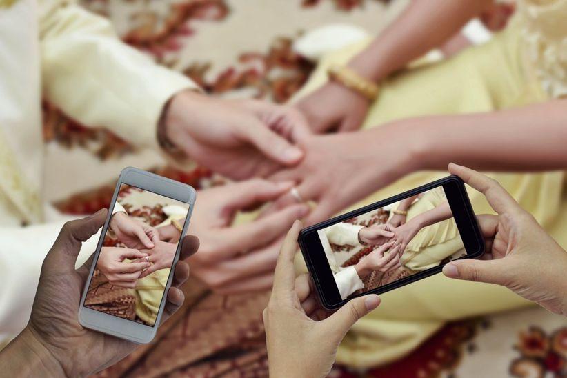 Celebrar a antiga data de casamento: escolha 1 opção! 2