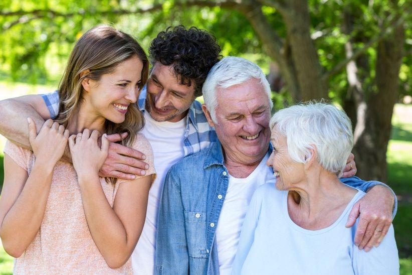 Como conheceu seus sogros? 1