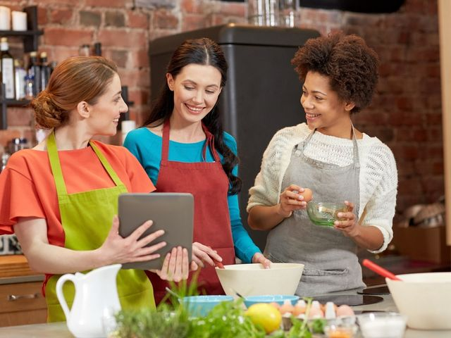 Despedida de solteira Cooking Party: que tal investir na ideia?