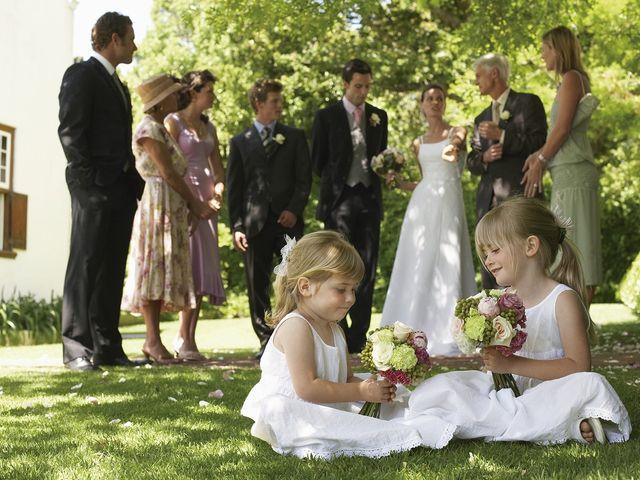 Como contar aos filhos sobre o segundo casamento?