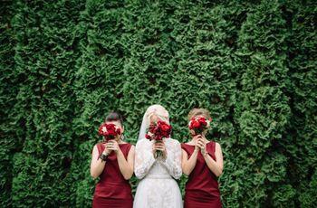 Acertos e erros se você é convidada para um casamento