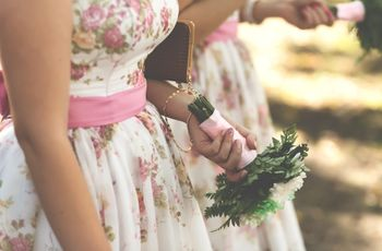 4 Estilos de bolsas para convidadas de casamento