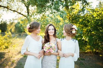 O que não dizer para uma noiva no dia do casamento