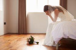 O que voc� faria se no dia do seu casamento�