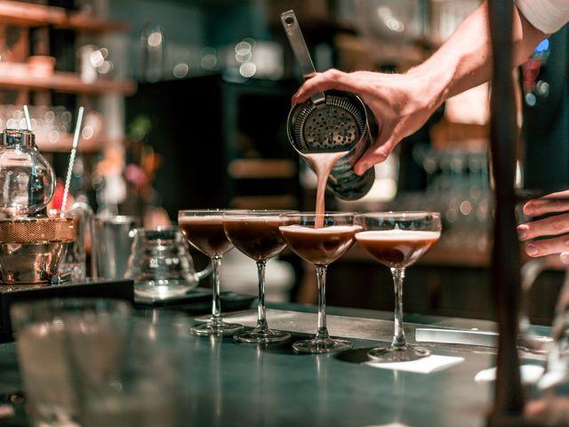 Coquetéis com café para casais que amam essa bebida