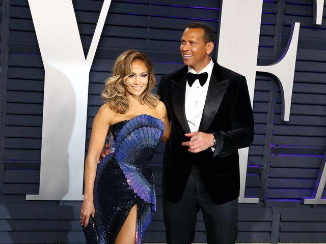 Jennifer Lopez e Alex Rodriguez estão noivos