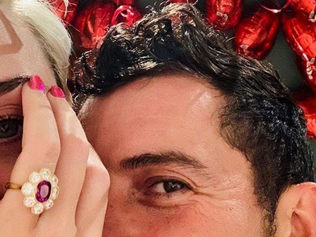 Katy Perry e Orlando Bloom estão noivos!