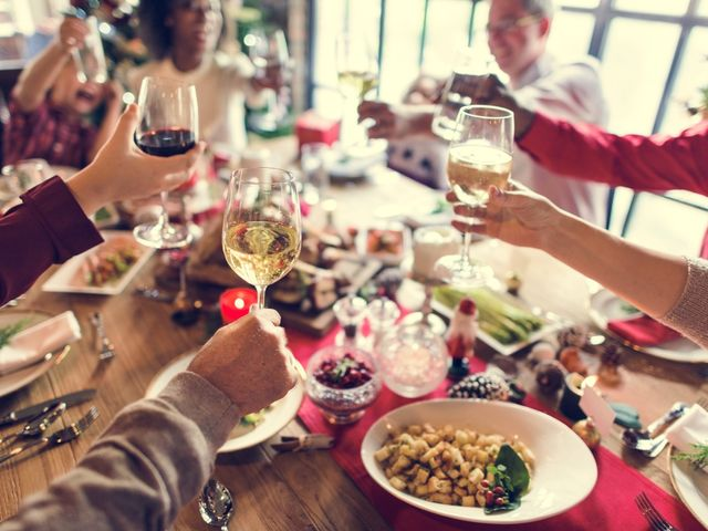 Natal saudável: aproveitem a ceia com moderação