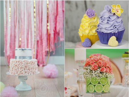 10 combina��es de cores para inspirar o seu casamento