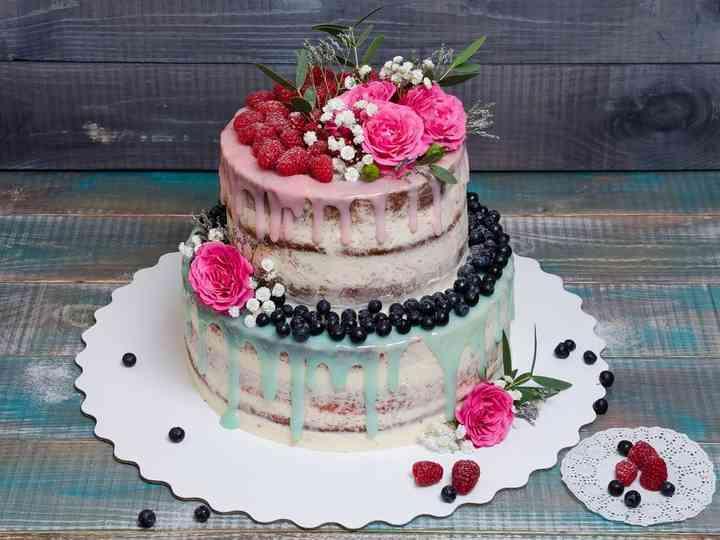 Drip Cake: tendência que tem feito a cabeça das noivas
