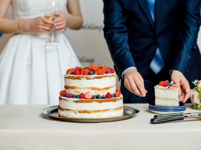O que evitar comer no dia do casamento