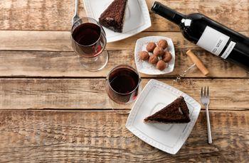 Saibam como harmonizar as bebidas com a sobremesa no dia C