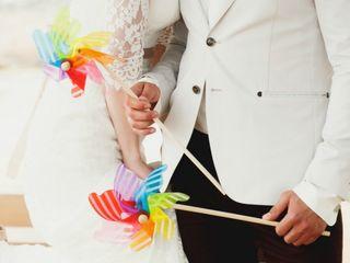 Qual o grau de envolvimento do noivo?