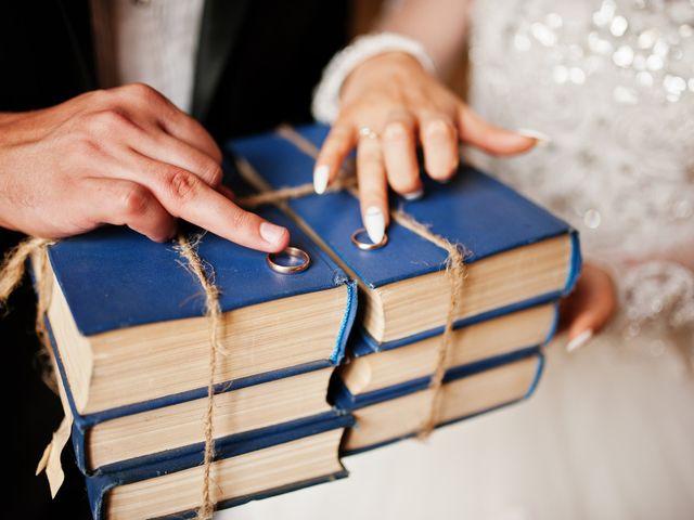10 Sugestões de décor para os amantes dos livros usarem no casamento