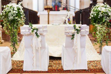 O que nunca deve ser feito em um casamento religioso