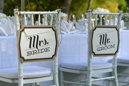 Tudo o que você precisa saber para organizar um casamento Minimalista