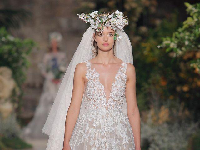 Dicionário de rendas para o vestido de noiva