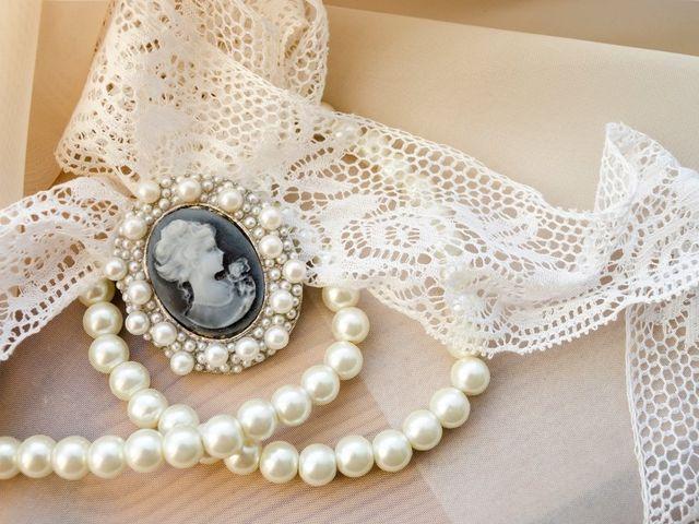 Usar joias de família no dia do casamento