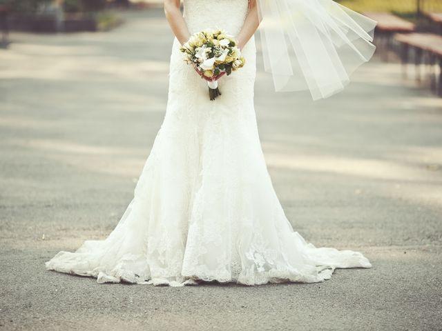 Vestidos para noivas altas: como escolher modelos que favoreçam