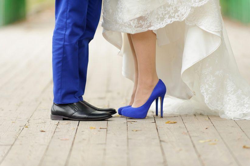 8409f863d 20 Sapatos coloridos para noivas
