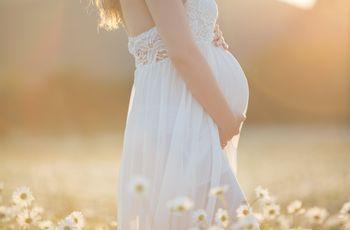 6 Conselhos para noivas grávidas