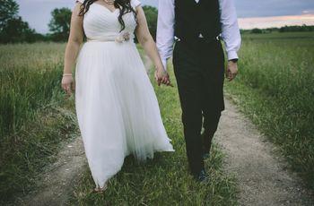 7 Perguntas que as noivas plus size estão cansadas de ouvir.... E o que responder aos inconvenientes!